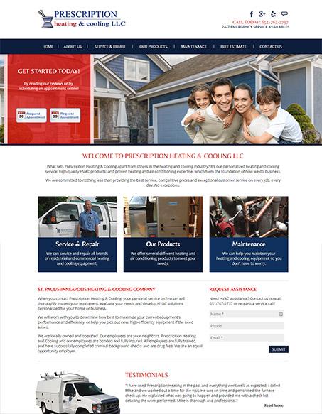 Prescription Heating & Cooling, LLC