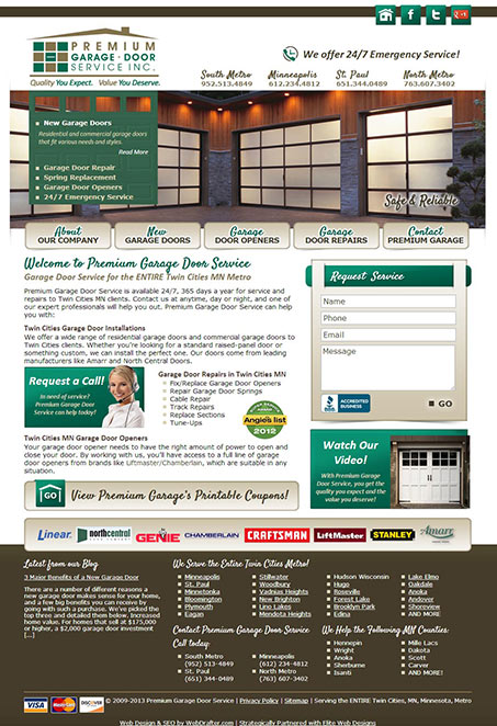 Premium Garage Door Service
