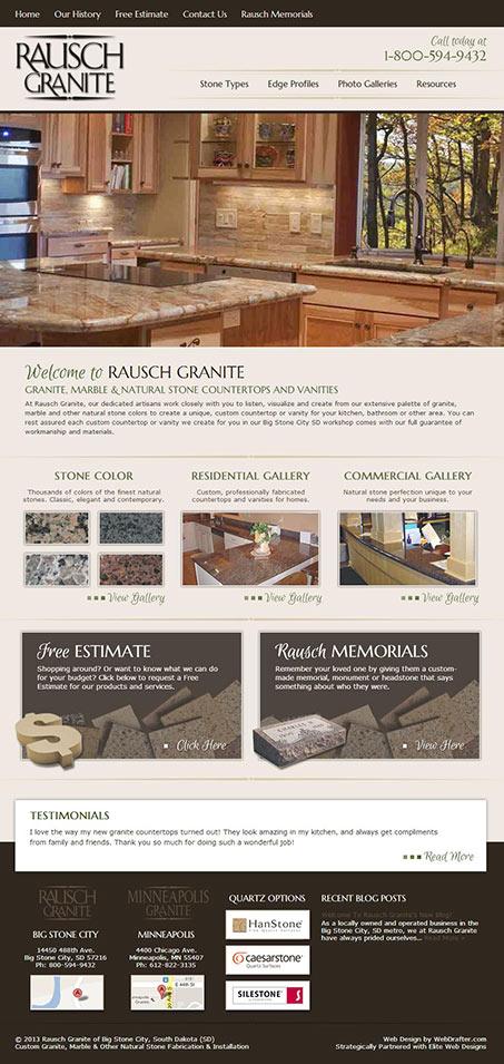 Rausch Granite