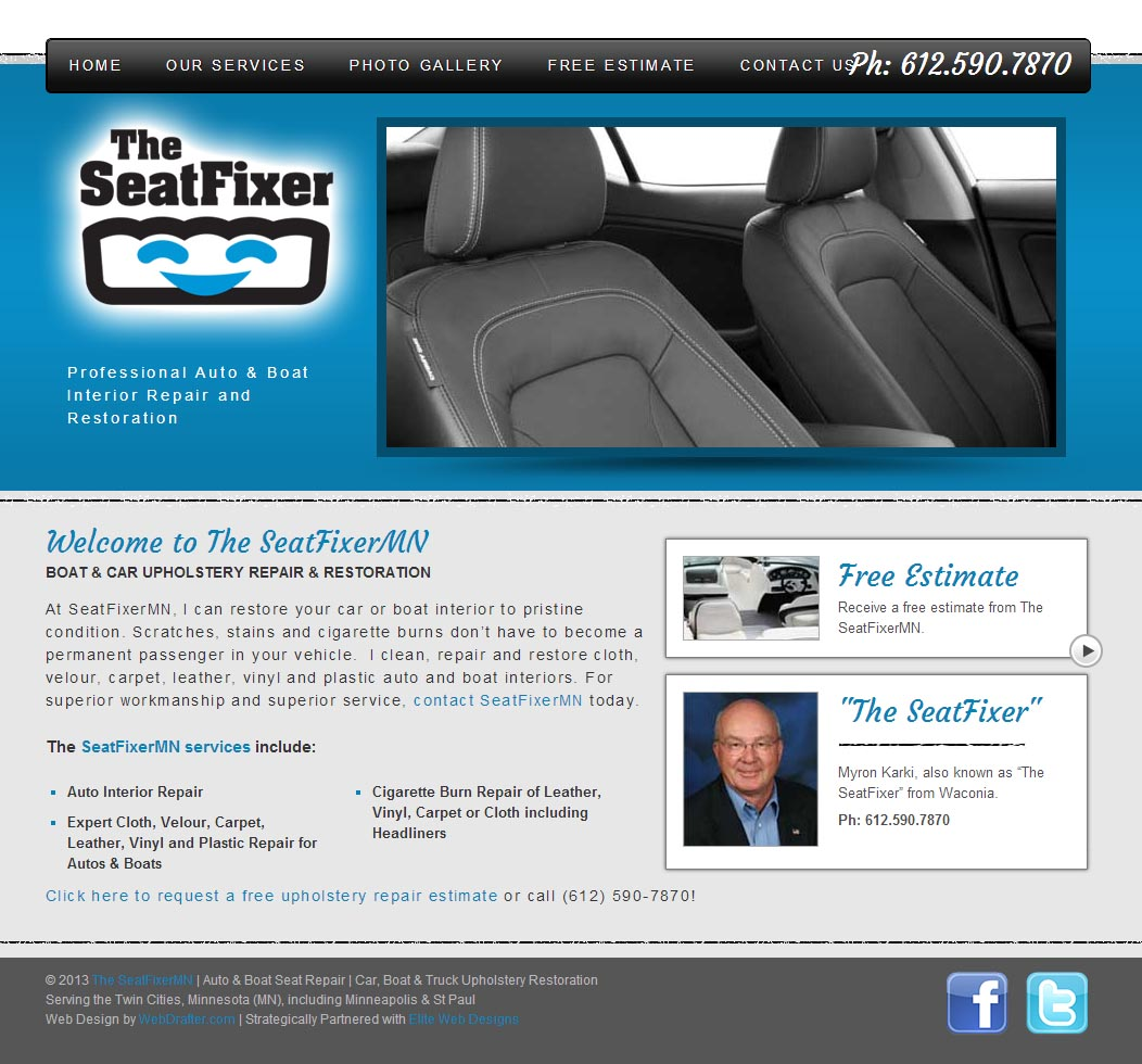 The SeatFixer