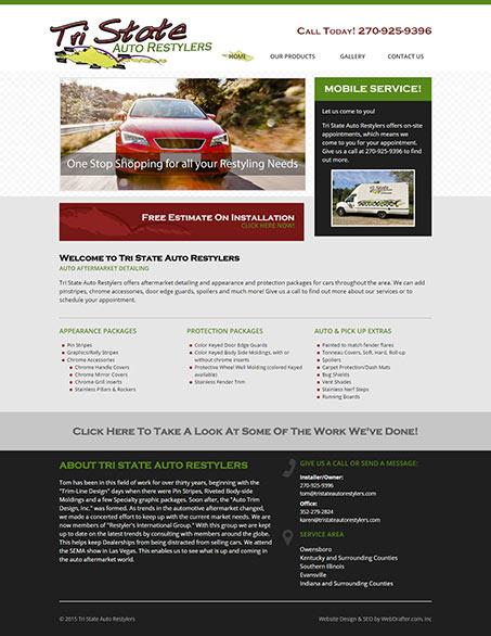 Tri State Auto Restylers